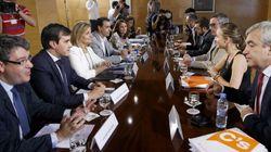Rajoy y Rivera se reúnen esta mañana para ratificar el pacto de