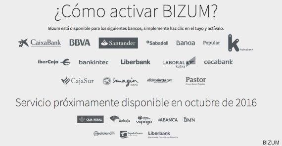 ¿Qué es Bizum? Así funciona el nuevo servicio de tu banco en el
