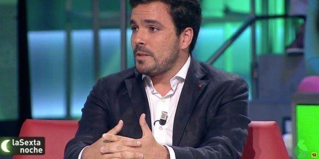 Garzón afirma que la alternativa al PP pasa por los