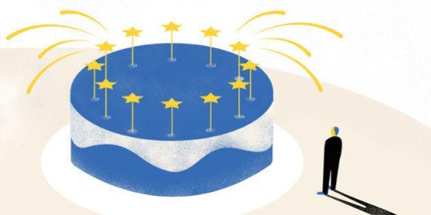 Feliz día, Europa,
