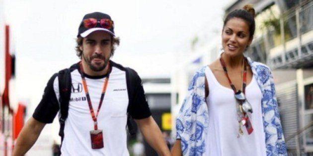 ¿No estaba orgulloso Fernando Alonso de Lara Álvarez? La presentadora rompe su silencio con una