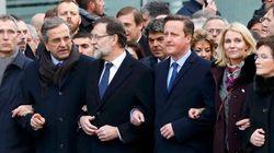 Viaje sorpresa de Rajoy a Atenas para apoyar al primer ministro