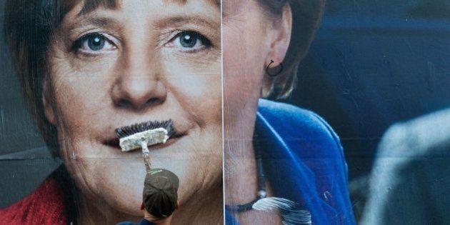 Angela Merkel, en contra de permitir que los homosexuales puedan