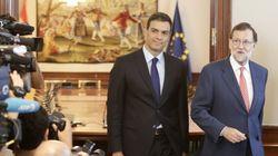 Rajoy se reunirá el lunes con Sánchez para pedirle su abstención en la