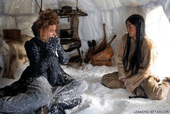 'Nadie quiere la noche': la película que dejó