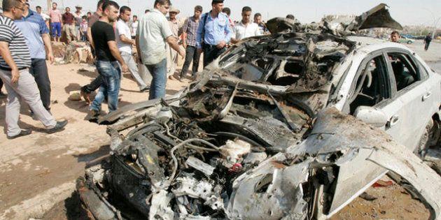 Una oleada de atentados en Irak deja al menos 107 muertos y 268