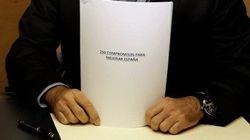 Estos son los 150 puntos que han firmado PP y