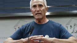 Cañamero pide al Congreso ser juzgado por tribunales