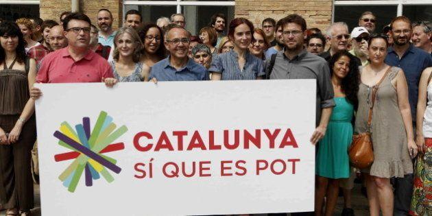 'Catalunya, Sí que es Pot' se erige como alternativa a la lista de