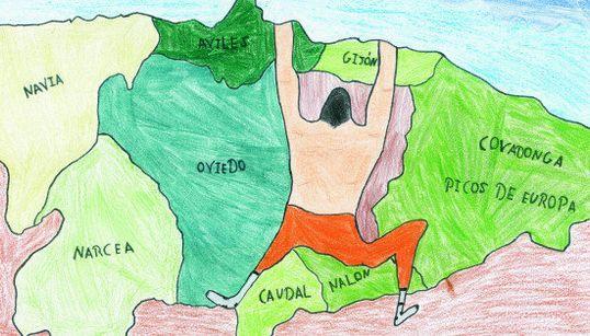 Así ven los niños de Primaria a Hugh Herr, premio Princesa de Asturias