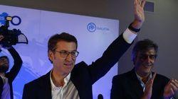 El PP mantiene la mayoría absoluta en Galicia y En Marea da el 'sorpasso' al