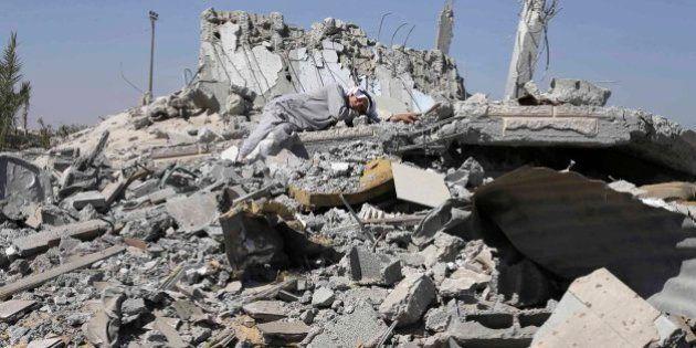 Obama insinúa que Gaza necesita un alivio del embargo al que lo somete