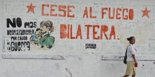 Las armas de las FARC quedan en silencio en