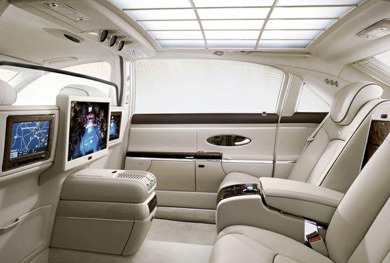 Adios al Maybach, el Rolls Royce