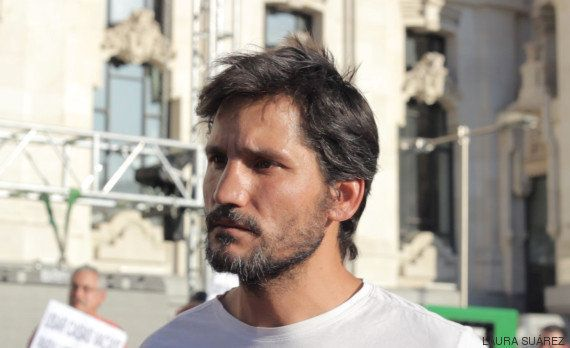 Los sintecho de Madrid denuncian la criminalización de la pobreza y la marginación