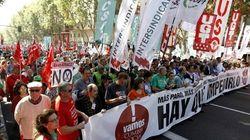 Miles de personas vuelven a protestar contra los