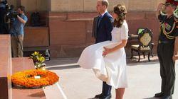 El descuido de Kate Middleton que no acabó aquí