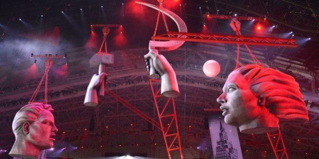 Ceremonia apertura Sochi 2014 en directo