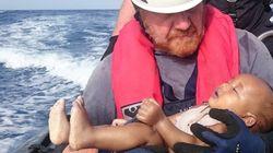 Un bebé ahogado, símbolo de una semana negra con 700 muertos en el