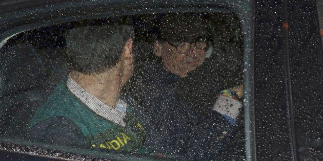 El juez Pedraz decreta prisión incondicional sin fianza para Mario