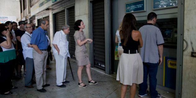 El lunes griego: reapertura de bancos, Ejecutivo reformado y subida de