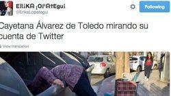 Cachondeo con las críticas de Cayetana Álvarez de Toledo a