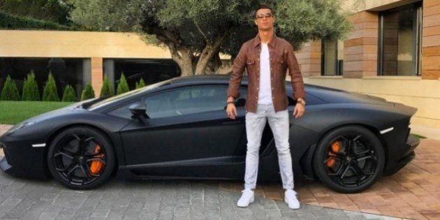 Esta foto de Cristiano Ronaldo ha llenado Twitter de