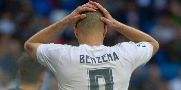 Benzema, excluido para la