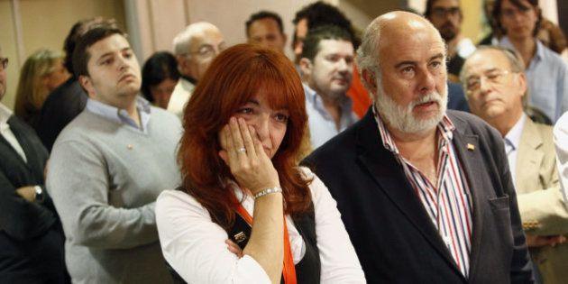 Rotundo fracaso de Ciudadanos en las elecciones vascas y
