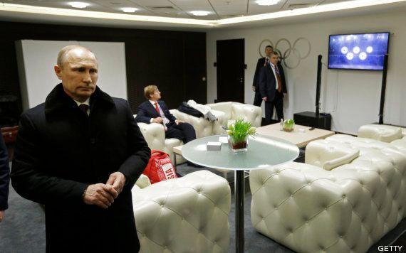 Ceremonia de apertura de Sochi 2014: Así fue el único fallo de la ceremonia
