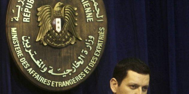 Siria amenaza con usar armas químicas si hay