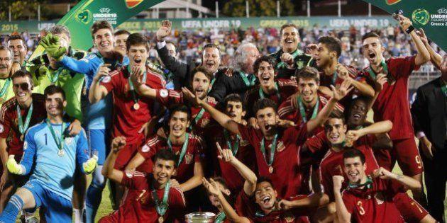 España 2 - 0 Rusia: Campeones sin