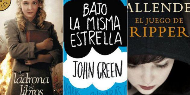 'Bajo la misma estrella', 'El umbral de la eternidad' y 'Yo fui a EGB', libros más vendido de