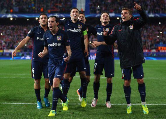 El Atlético de Madrid tumba al Barcelona y se mete en semifinales de la Champions
