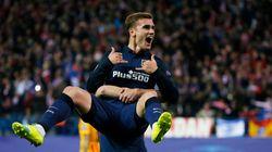 El Atlético de Madrid tumba al Barcelona y se mete en semifinales de la
