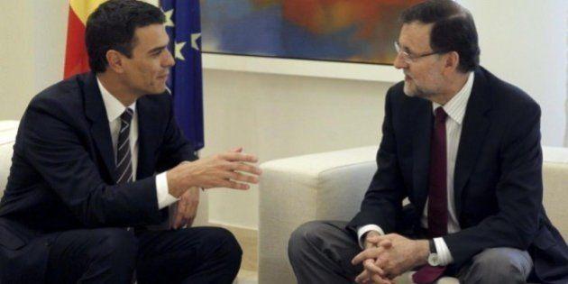 Rajoy hará este lunes un último intento con Sánchez para que facilite su