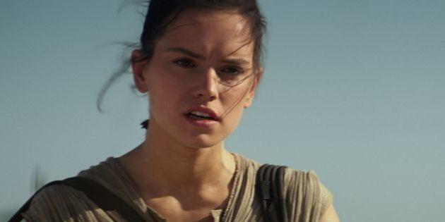 Mi teoría sobre la familia de Rey en Star Wars: el despertar de la fuerza