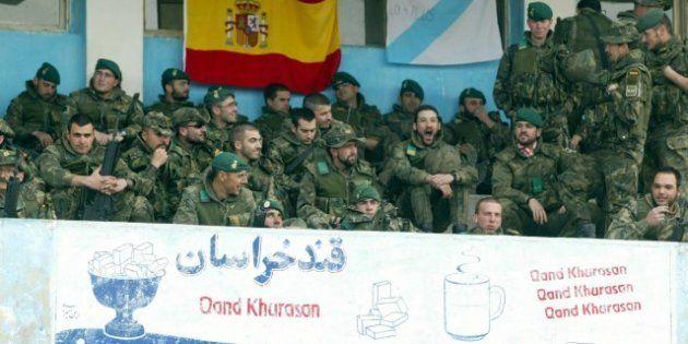 España podría adelantar la salida de las tropas de