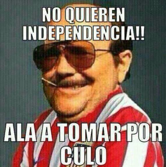 Los 'memes' de la victoria del Atlético sobre el Barça que recibirás por
