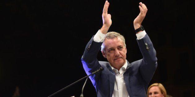 El PNV gana y el PSE-PSOE se hunde en el País