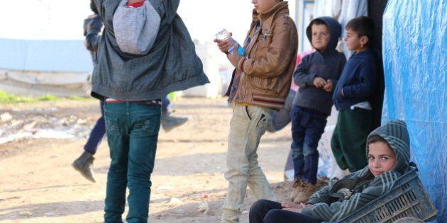¿A dónde van los dos millones de refugiados de Irak que huyen del terror del Estado Islámico? (FOTOS,