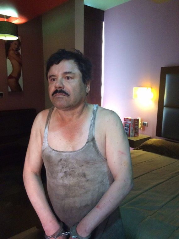 El 'Chapo Guzmán',