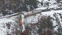 Al menos dos muertos en el descarrilamiento de un tren en