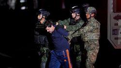 'El Chapo' Guzmán fue descubierto cuando iba a rodar una película sobre su