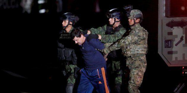'El Chapo' fue capturado al descubrirse que iba a rodar filme