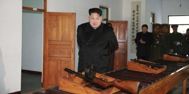 Kim Jong Un asegura que Corea del Norte ha desarrollado bombas de