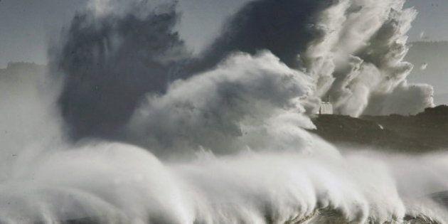 Nuevos temporales atlánticos cruzarán la Península la próxima