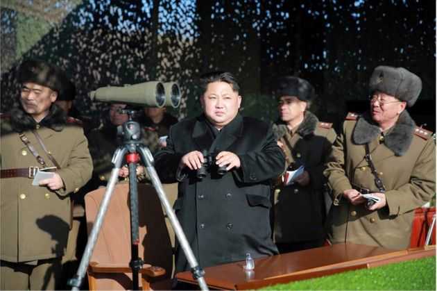 ¿Le lee China la cartilla a Corea del