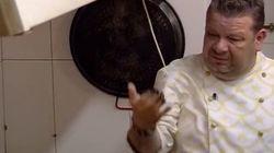 El programa de Chicote responde a un restaurador que le acusa de poner grasa en su