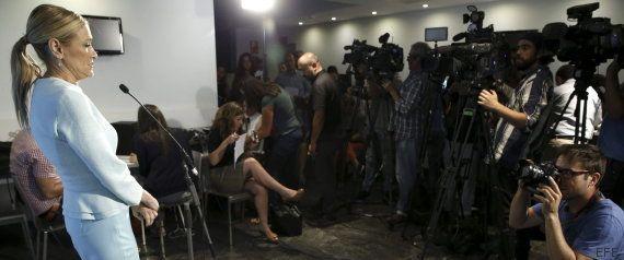 Las imputaciones en el PP de Madrid minan el camino de Cifuentes hacia la Puerta del